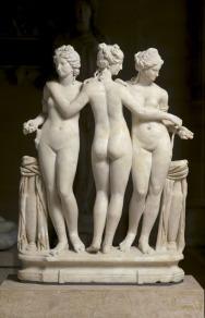 Las_tres_Gracias_Mujeres_de_Roma_EXPOARTEMADRID