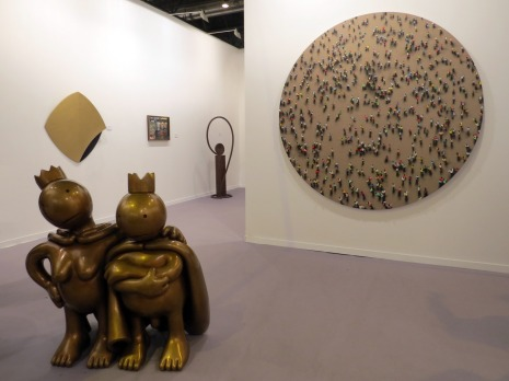 Tom_Otterness_Galería_Marlborough_ARCO2016_EXPOARTEMADRID
