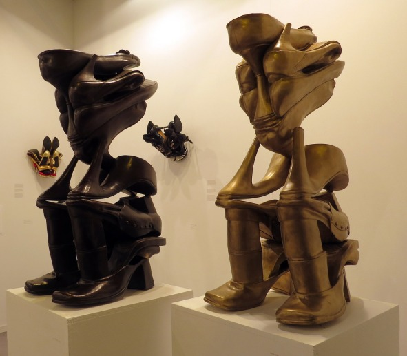 Willie_Cole_Beta_Pictoris_Gallery_ARCO2016_EXPOARTEMADRID