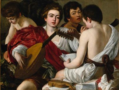 Caravaggio_MuseoThyssen_EXPOARTEMADRID