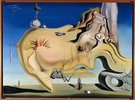 Dalí_EXPOARTEMADRID