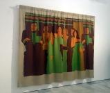 Beatriz González, Decoración de interiores (1981) © Marina Fertré