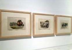 Grabados de Ramón Torres Méndez (finales siglo XIX) © Marina Fertré