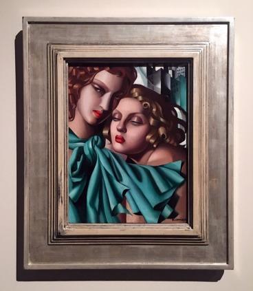 Tamara de Lempicka, Las muchachas (c.1930) © Marina Fertré