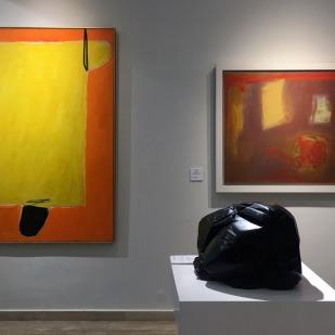 Vista de SAM-Salón de Arte Moderno © Marina Fertré