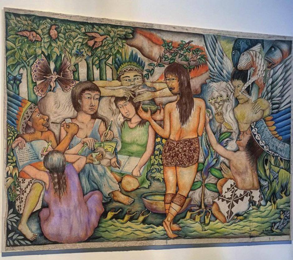 uno-Amazonías-Expoartemadrid