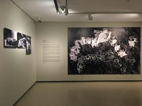 Fernando Higueras, Diez residencias de artistas (Monte de El Pardo, Madrid, 1960). Concurso para el Premio Nacional de Arquitectura. Accésit © Marina Fertré